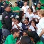 Jacobo Mateo y Estudiantes