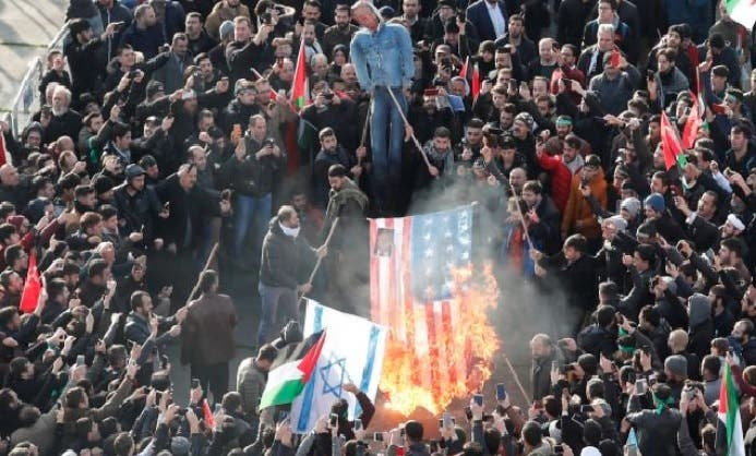 Los soldados israelíes respondieron con gas lacrimógeno/Foto: Fuente externa.