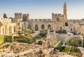 Jerusalén. Fuente externa.