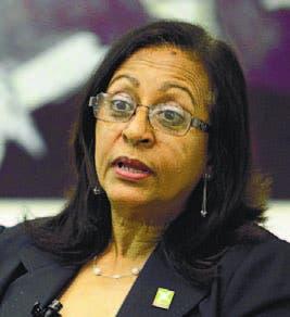 Josefina Arvelo.