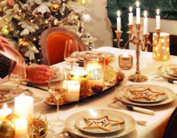 La Navidad lujosa
