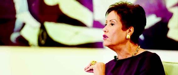 La doctora Florinda Rojas