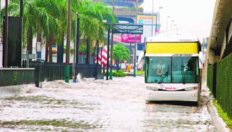 Las lluvias han estado presentes en los últimos meses en el país.