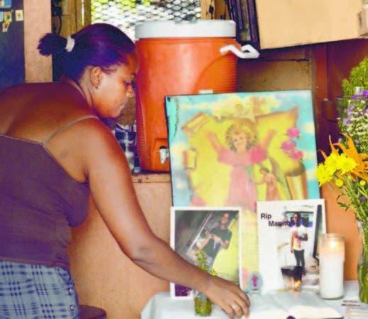 Leandra Sosa, madre de Gary Sosa, dice no le dio mal ejemplo a su hijo