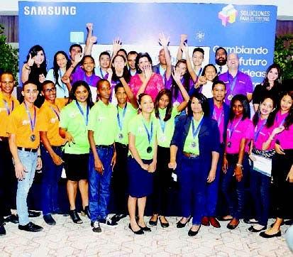 Samsung premia Soluciones para el Futuro 2017