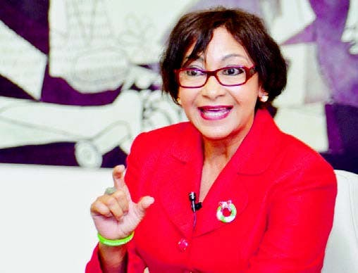 María Teresa Cabrera, vocera del movimiento 'Marcha Verd