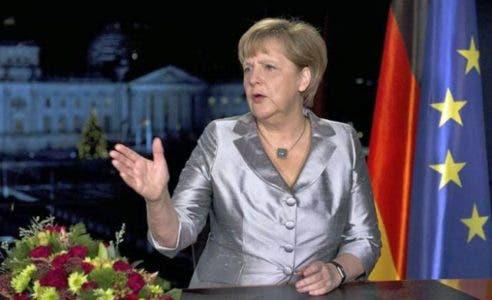 Merkel lamenta divisiones en Alemania ante cambios sociales