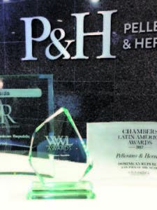 P&H tuvo triple premiación
