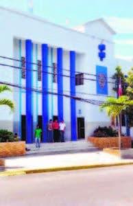 Palacio policial de La Romana.