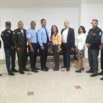 Participantes en reunión PN Escolar