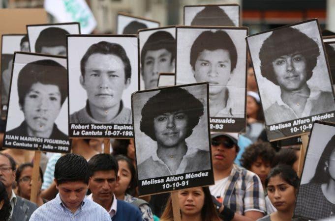 Protesta en Perú 6