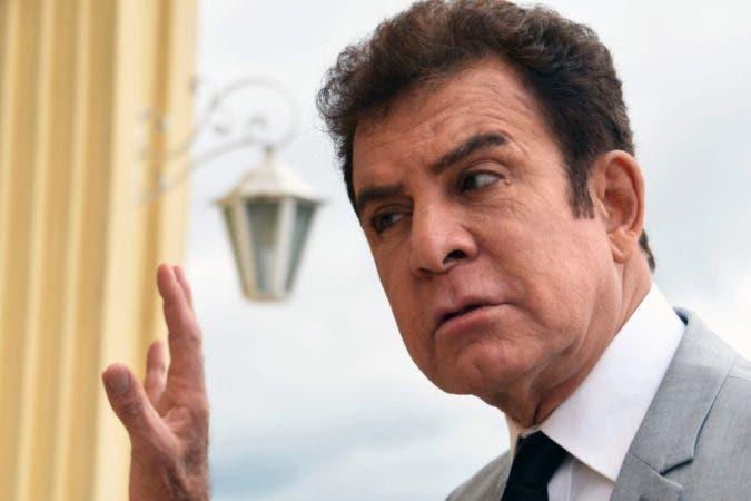 Salvador Nasralla/AFP