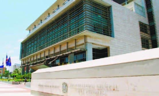 Sede de la Procuraduría General de la República