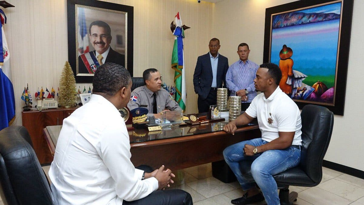 Jean Segura se reúne con jefe de Policía: Se trató una «confusión» las agresiones contra el pelotero