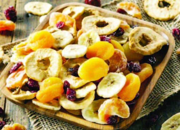 Hoy Digital - Sabrosas ideas para cocinar con frutas deshidratadas