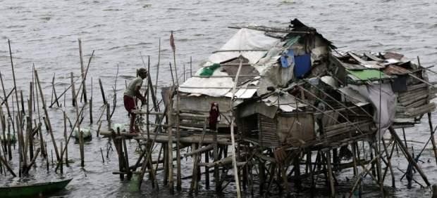 Una tormenta deja al menos 75 muertos en Filipinas