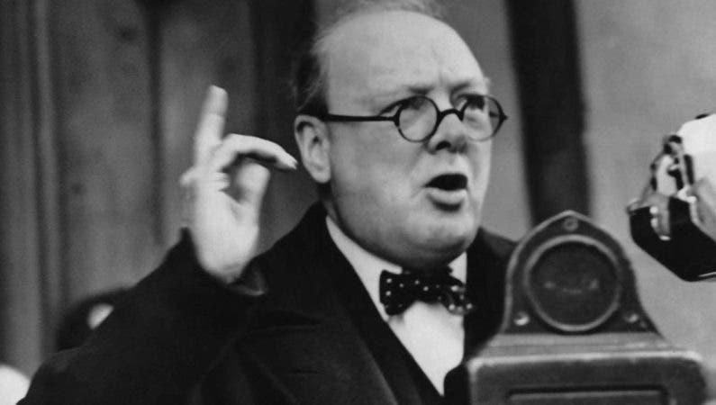 Winston Churchill . Fuente externa.