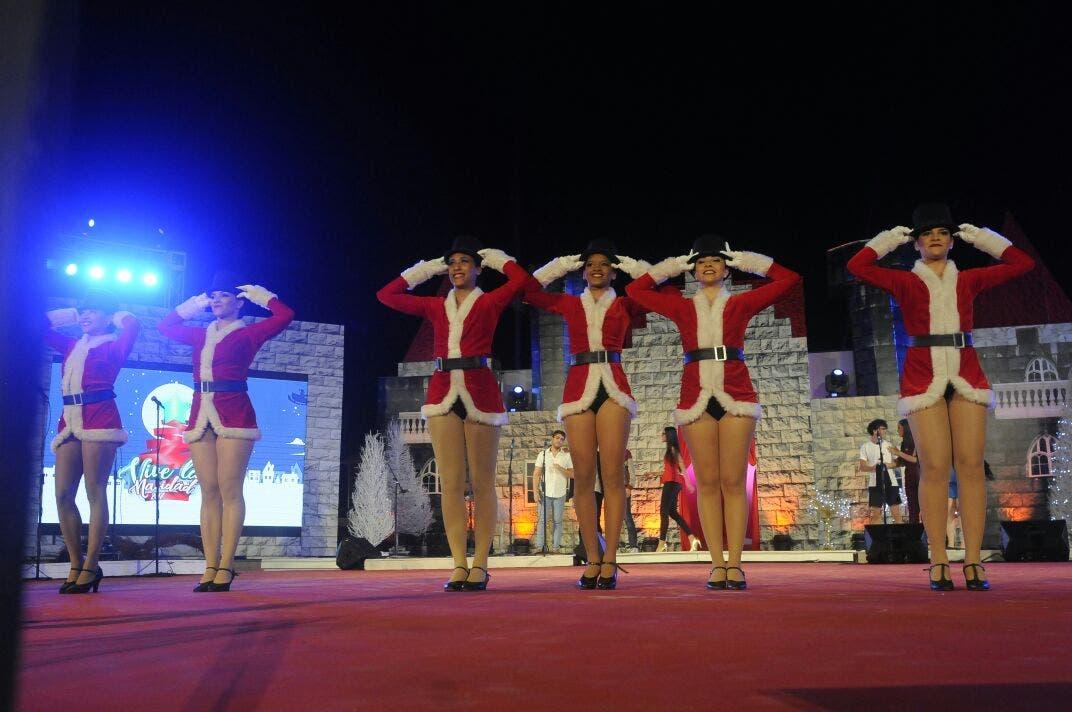 ASDE deja abierto Parque de las Luces » Vive la Navidad «