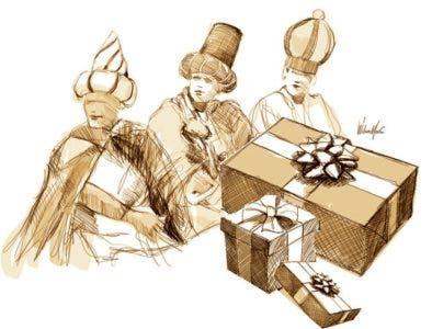 Un regalo de Reyes y Gregorio Marañón