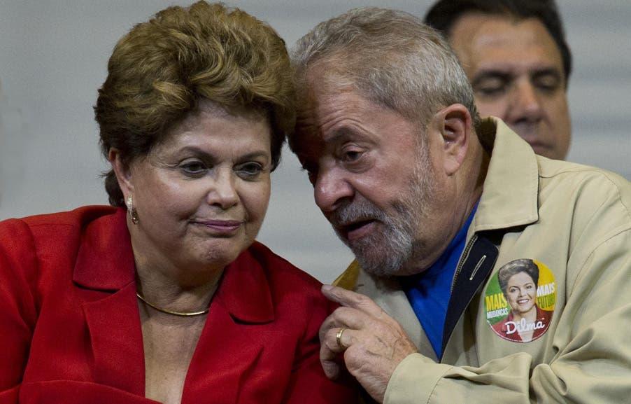 Rousseff admite que el PT no tiene un «plan B» si Lula no es candidato