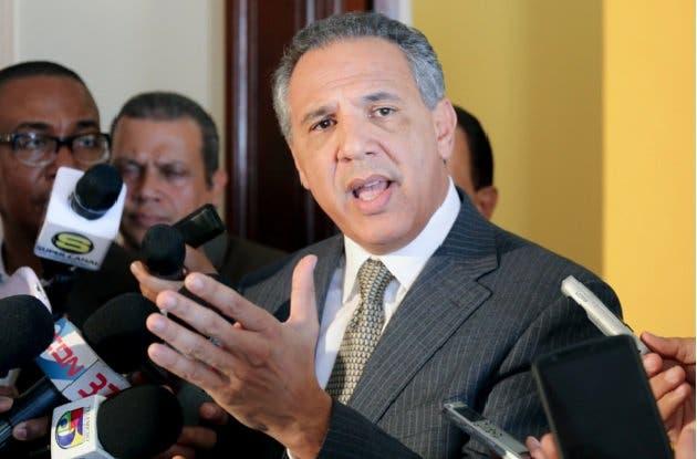 Peralta afirma que no tiene aspiraciones a  cargo electivo para las elecciones del 2020