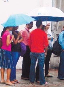 Lluvias impiden celebración de carnaval