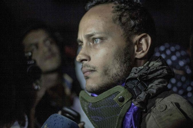 FILES-VENEZUELA-CRISIS-OPPOSITION-PEREZ