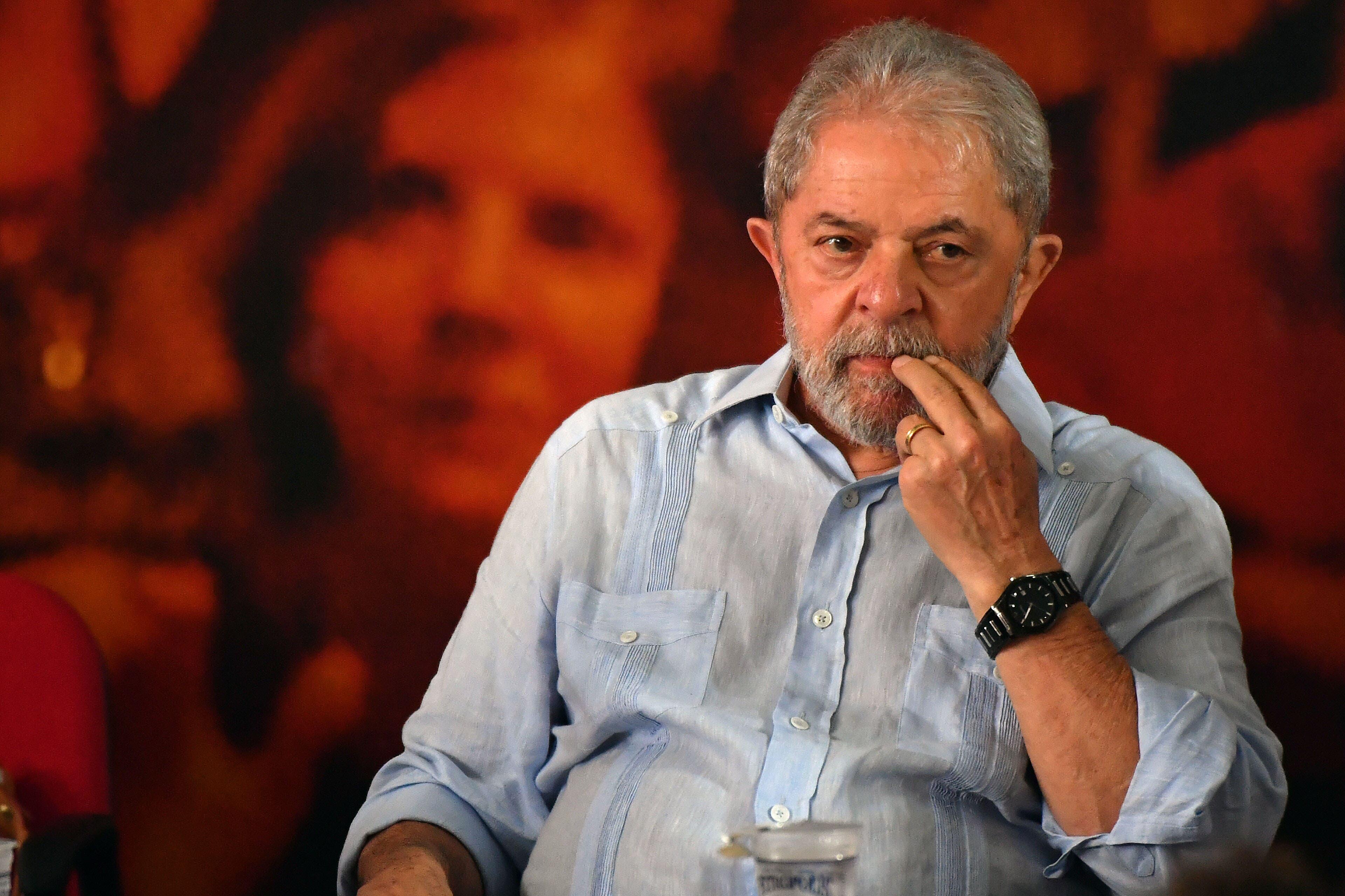 Tribunal de Brasil rechaza el intento de Lula de evitar la cárcel mientras apela una sentencia por corrupción