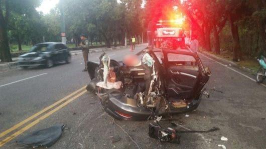 Fallece hijo del dueño de Adrian Tropical en trágico accidente de tránsito