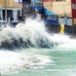 Ante un tsunami, aléjese lo más posible de la zona costera