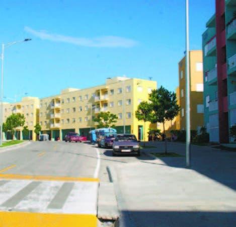 Apartamentos en La Nueva Barquita.
