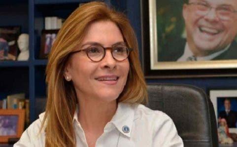 Carolina Mejía y José Ignacio Paliza ¿Harán campañas juntos por cargos en PRM?