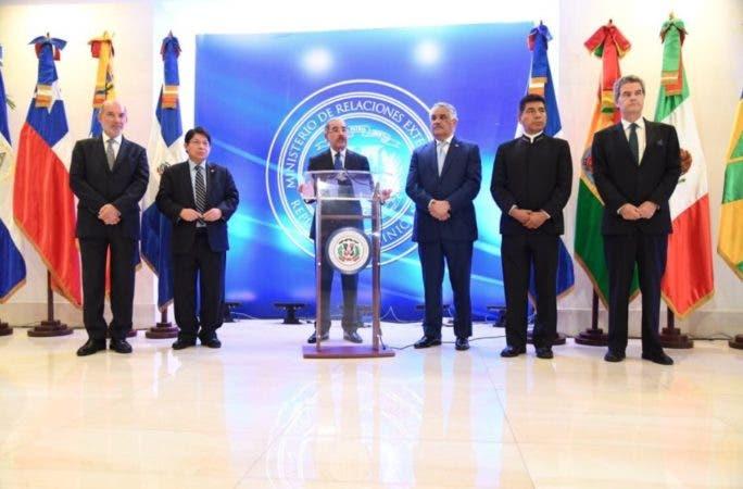 Danilo en diálogo venezolano