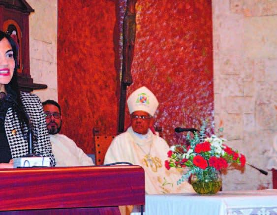 El Inaipi celebró su tercer aniversario con una misa.