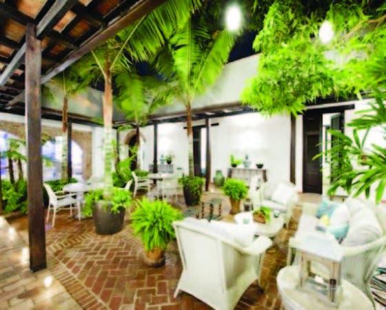 El proyecto turístico Casas del XVI está ubicado en la Zona Colonial