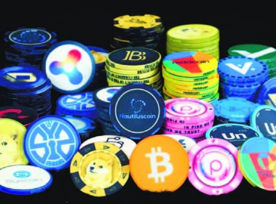 Está usando dinero digital como una cuenta bancaria en el exterior