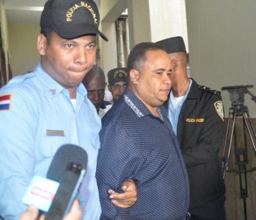 Jueza se retira a deliberar sobre petición de prisión contra Maconi