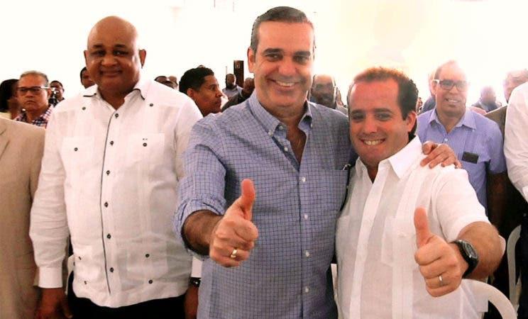Hoy Digital - Abinader presenta a Paliza, aspirante a presidencia ...