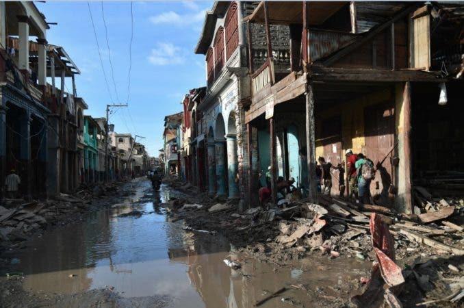 La vulnerabilidad de Haití a las catástrofes naturales es un freno a su desarrollo/AP