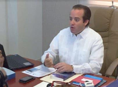 José Ignacio Paliza: Acuerdo entre Mejía y Abinader no puede verse  contrario a salud PRM