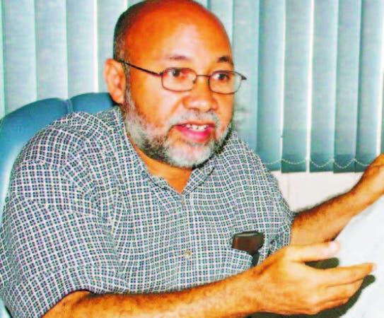 Juan Radhamés de la Rosa, director de Casa Abierta
