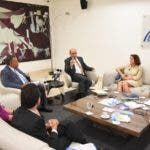 En el Almuerzo del Grupo de Comunicaicones Corripio participaron los principales funcionarios de Naciones Unidas/Arismendy Lora/HOY