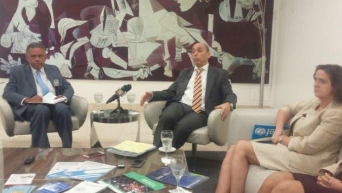Video: PNUD cita los tres desafíos RD debe cumplir para alcanzar Objetivos de Desarrollo Sostenible