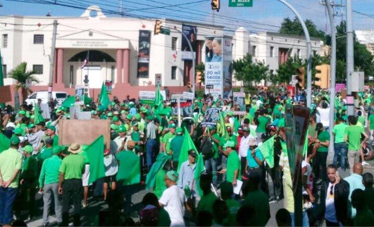 Marcha Verde PN