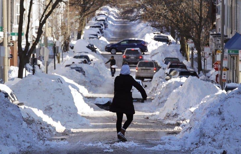 EEUU se prepara para un fin de semana gélido: Así estarán las temperaturas