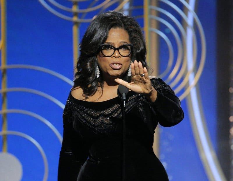 ¿Oprah para presidenta? Los seguidores se lo piden