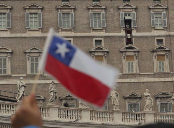 Francisco se despide de Chile en Iquique