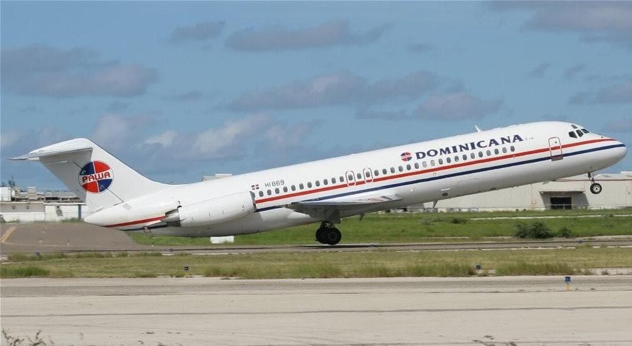 PAWA Dominicana suspende vuelos tras medida de Aviación Civil