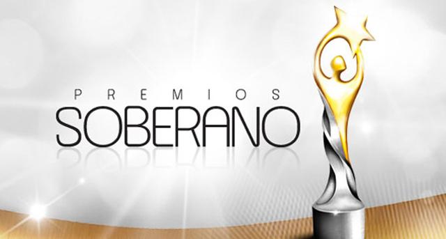 ¡Se acabo la espera! Lista completa de los nominados a los Premios Soberano 2019