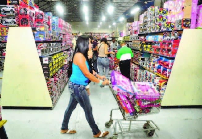 Pro Consumidor trabaja en inspección para garantizar venta de juguetes seguros para los niños.